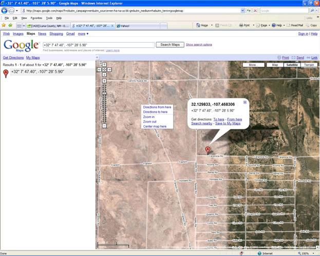 Deming New Mexico Property For Sale