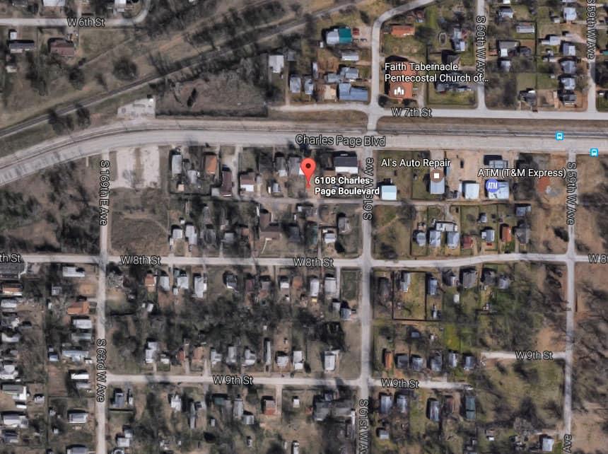Tulsa Oklahoma Lot for Sale