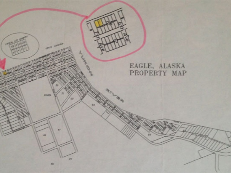 Eagle,Southeast Fairbanks Census Area,Alaska,United States 99738,Vacant Lot,1134