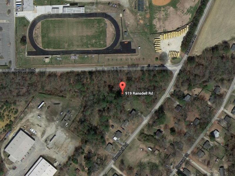 919 Ransdell Rd.,Wake,North Carolina,United States 27526,Vacant Lot,Ransdell Rd.,1187