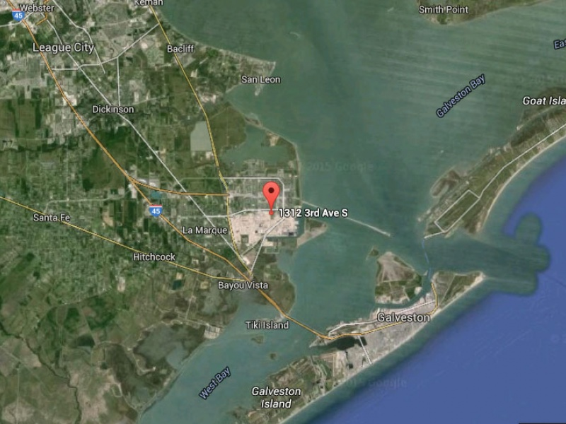 1312 3rd Ave. S,Texas City,Galveston,Texas,United States 77590,Vacant Lot,3rd Ave. S,1224
