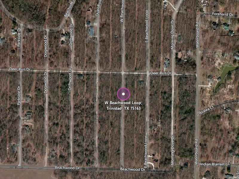 Lot 93 Beachwood Loop,Trinidad,Henderson,Texas,United States 75163,Vacant Lot,Beachwood Loop,1245