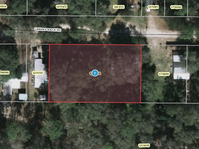 20410 Canvas Back Rd,Altoona,Lake,Florida,United States 32702,Vacant Lot,Canvas Back Rd,1283
