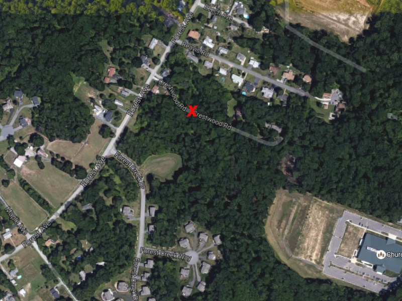 Lot 36 Crestwood Rd,Hanover,Anne Arundel,Maryland,United States 21076,Vacant Lot,Crestwood Rd,1285