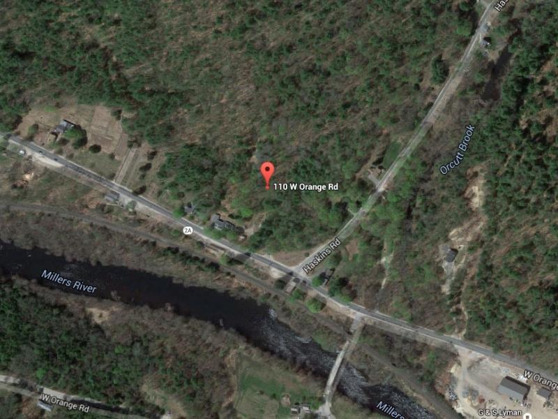 110 Orange Rd,Orange,Massachusetts,United States 01364,Vacant Lot,Orange Rd,1288