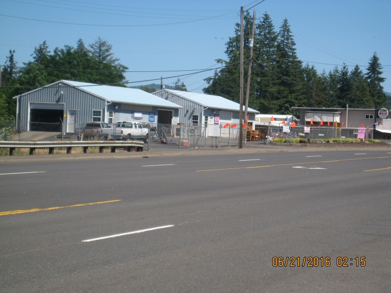 100 Main St.,Sweet Home,Oregon,United States 97386,Building,Main St.,1291