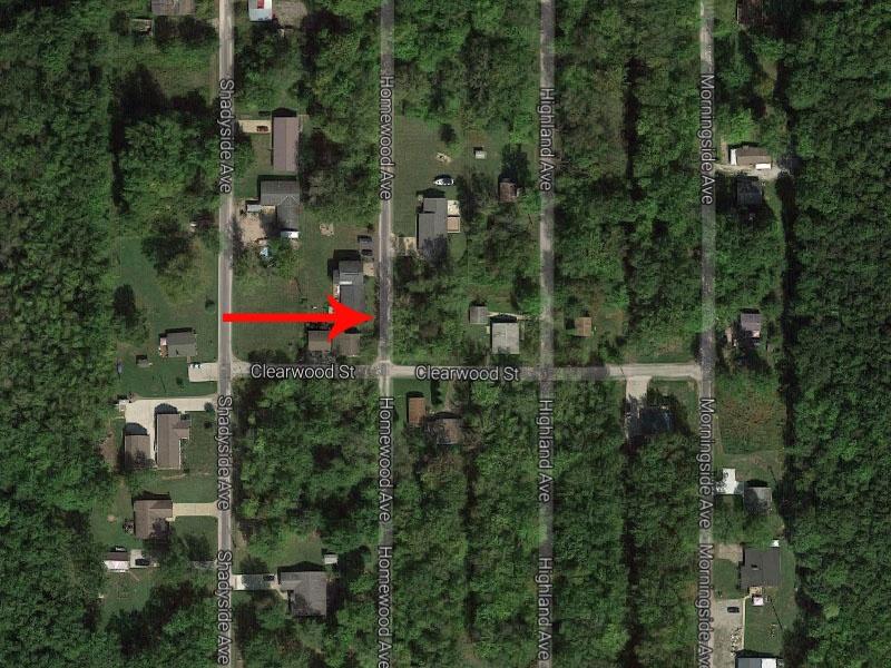 Homewood Ave,Ashtabula,Ohio,United States 44004,Vacant Lot,Homewood Ave,1311