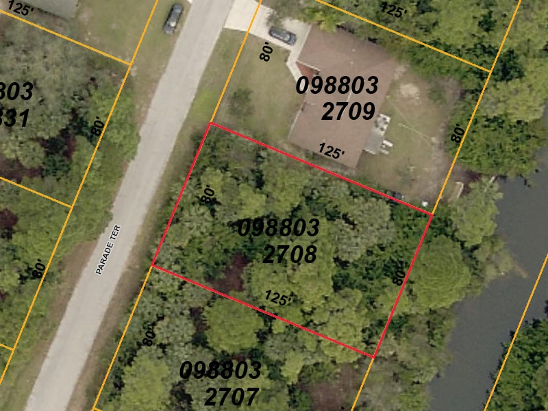 Parade Ter,North Port,Sarasota,Florida,United States 34286,Vacant Lot,Parade Ter,1355
