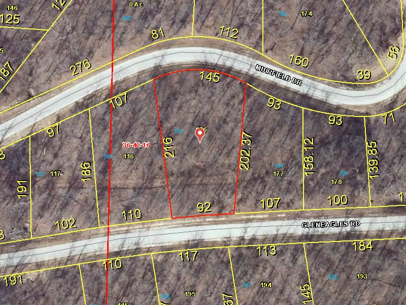 Gleneagles Rd,Sunrise Beach,Missouri,United States 65079,Vacant Lot,Gleneagles Rd,1358