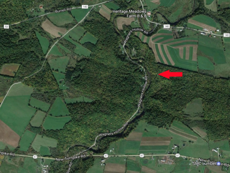 Wagners Hollow Rd,Fort Plain,Montgomery County,New York,United States 13339,Acreage,Wagners Hollow Rd,1396