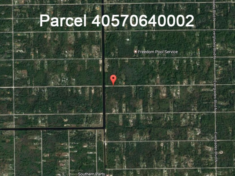 12 Ave. NE,Naples,Collier County,Florida,United States 34120,Vacant Lot,12 Ave. NE,1398