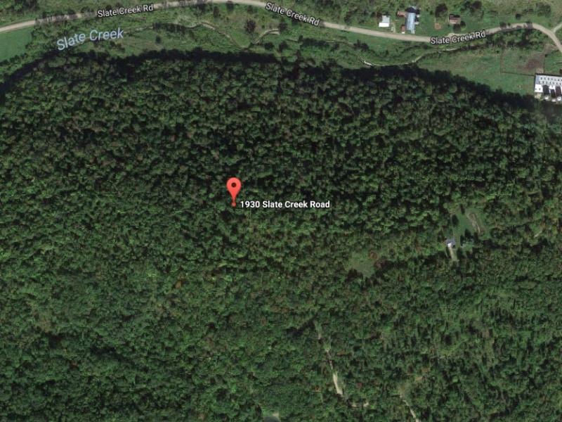 1930 Slate Creek Rd,Canisteo,Steuben County,New York,United States 14823,Acreage,1930 Slate Creek Rd,1403