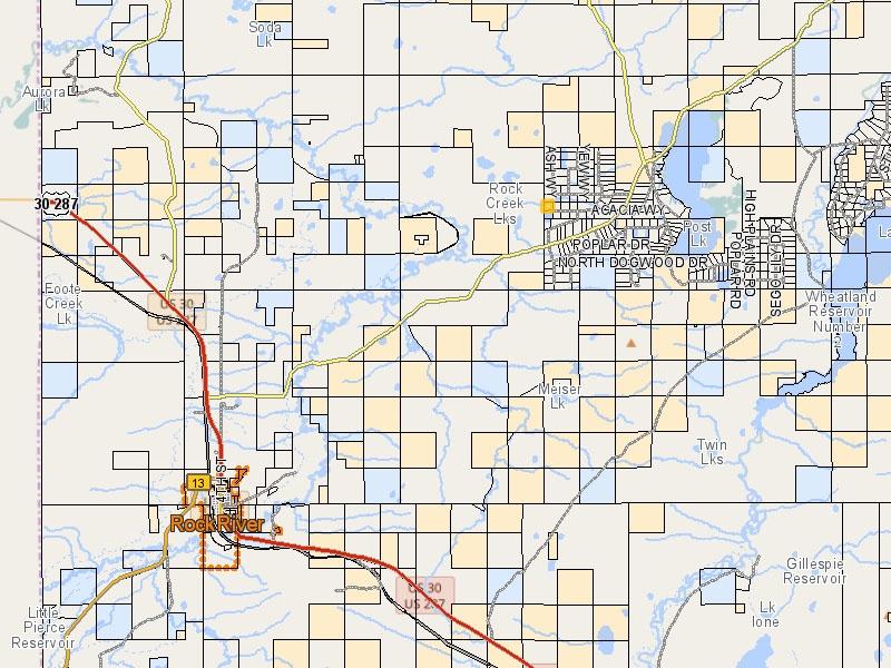 Fetterman Rd & Fir Way,Garrett,Albany County,Wyoming,United States 82058,Acreage,Fetterman Rd & Fir Way,1417