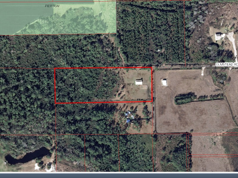 295 Olmstead Rd,Pierson,Volusia County,Florida,United States 32180,Land,Olmstead Rd,1421