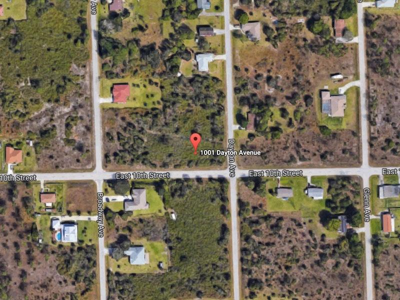 1001 Dayton Ave.,Lehigh Acres,Lee County,Florida,United States 33972,Vacant Lot,Dayton Ave.,1429