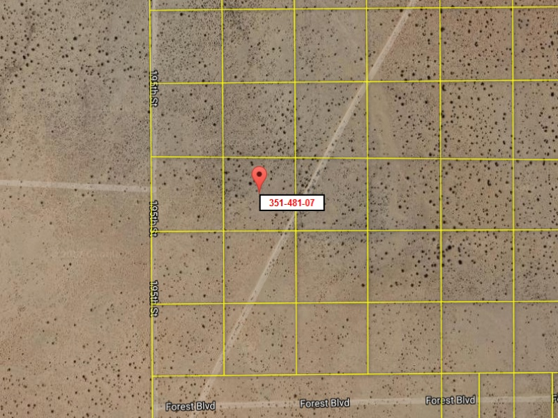 195th St,Edwards,Kern,California,United States 93523,Vacant Lot,195th St,1439