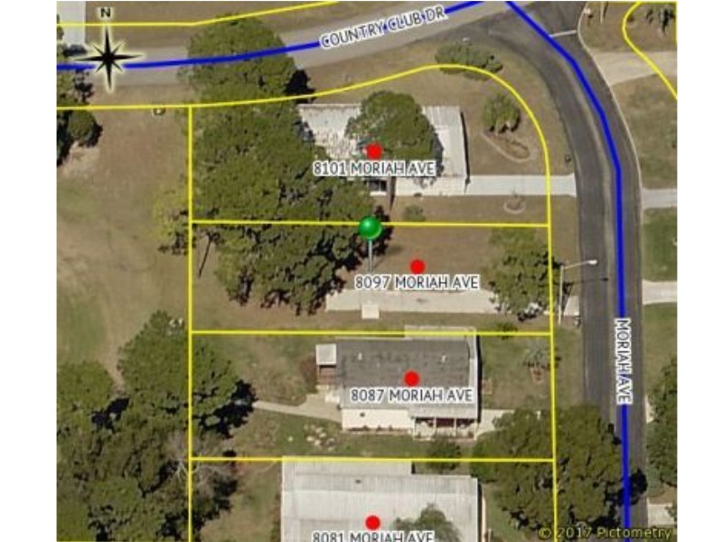 8097 Moriah Ave,Brooksville,Hernando,Florida,United States 34613,Vacant Lot,Moriah Ave,1441