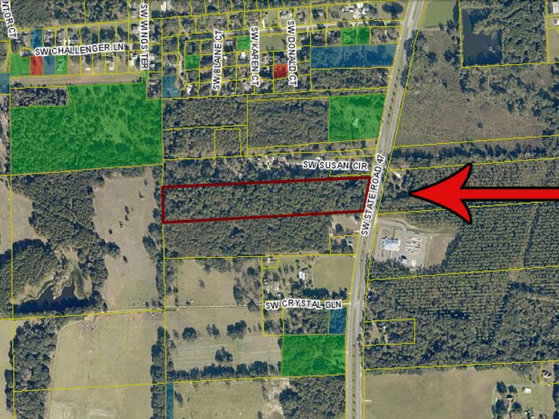 1730 State Rd 47,Lake City,Columbia,Florida,United States 32025,Acreage,State Rd 47,1443