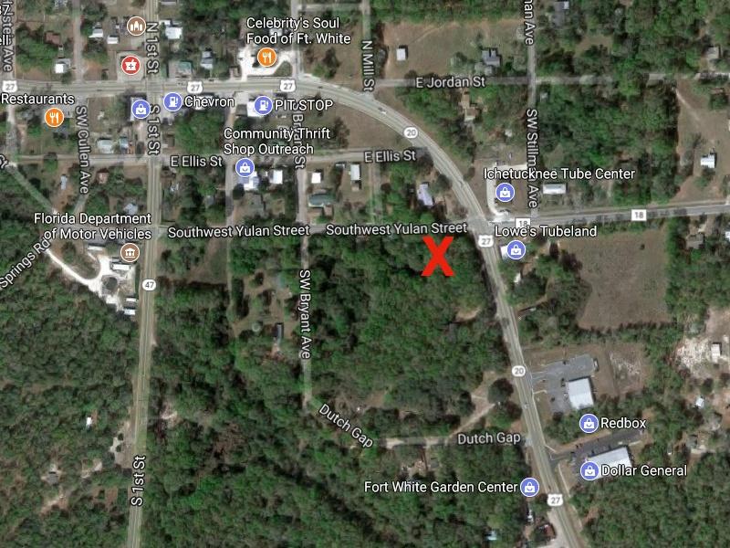 SW Yulan St,Fort White,Columbia,Florida,United States 32038,Vacant Lot,SW Yulan St,1444