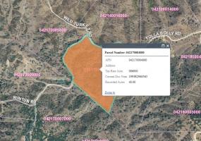 Yolla Bolly Rd,Ono,Shasta,California,United States 96047,Acreage,Yolla Bolly Rd,1450