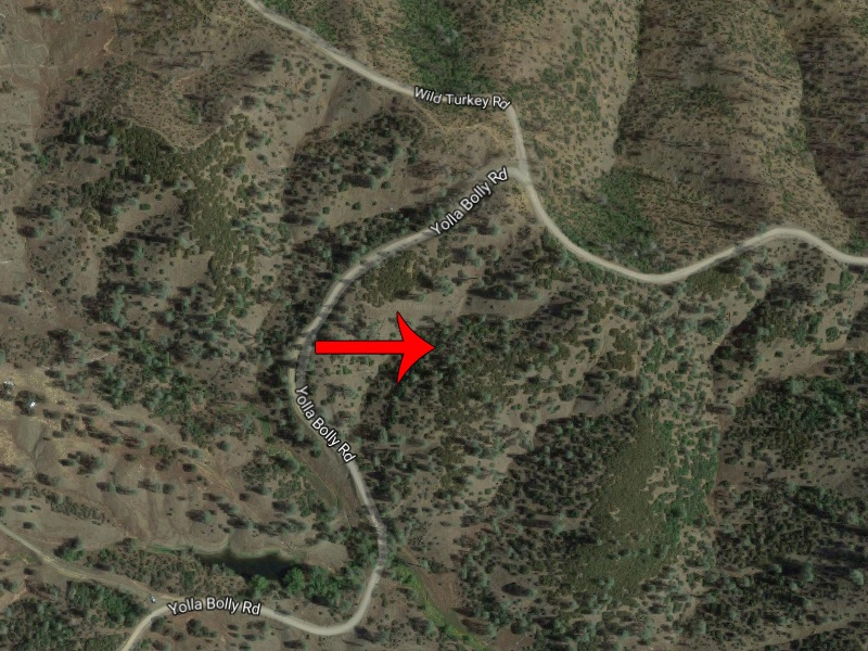 Yolla Bolly Rd,Ono,Shasta,California,United States 96047,Acreage,Yolla Bolly Rd,1450