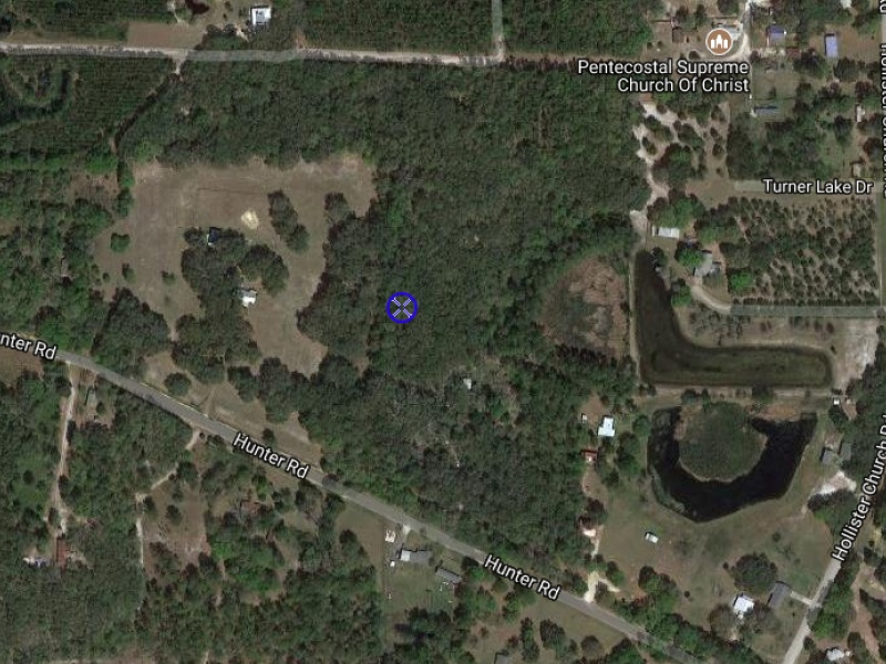 Hunter Rd,Hollister,Putnam,Florida,United States 32177,Land,Hunter Rd,1455