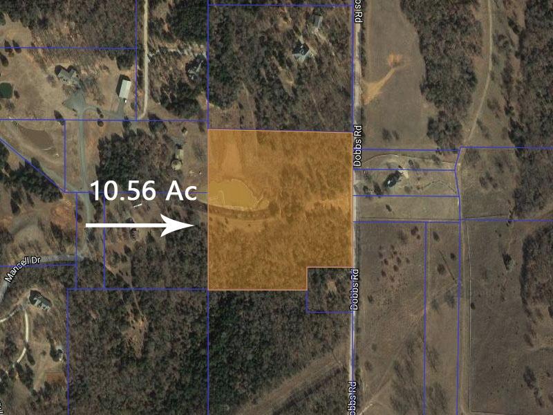 Dobbs Rd,Luther,Logan,Oklahoma,United States 73054,Acreage,Dobbs Rd,1505