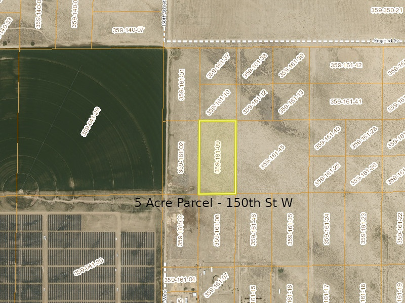 California City,Kern,California,United States 93505,Vacant Lot,1535