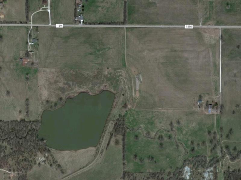County Road 1590,Ada,Pontotoc,Oklahoma,United States 74820,Acreage,County Road 1590,1537