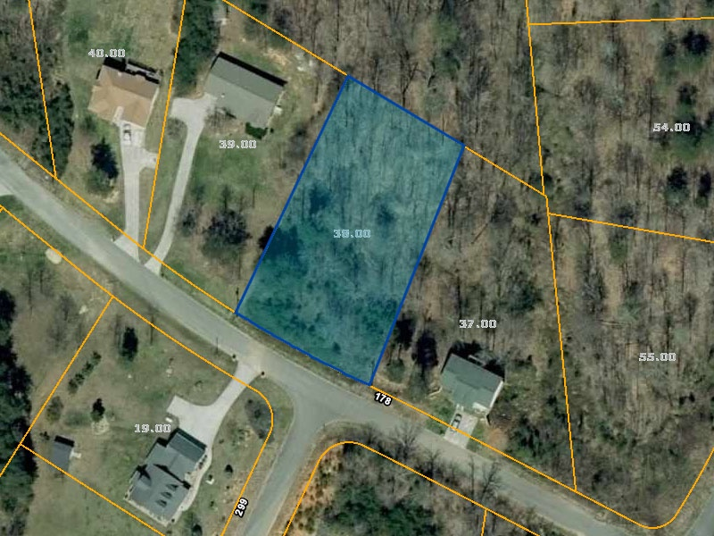 Lot 38 Burning Oaks Dr,Sevierville,Sevier,Tennessee,United States 37876,Vacant Lot,Burning Oaks Dr,1562