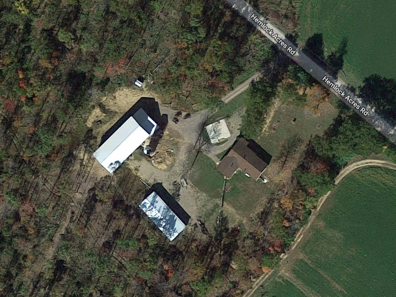 891 Hemlock Acres Rd,Smicksburg,Pennsylvania,United States 16256,House,Hemlock Acres Rd,1572