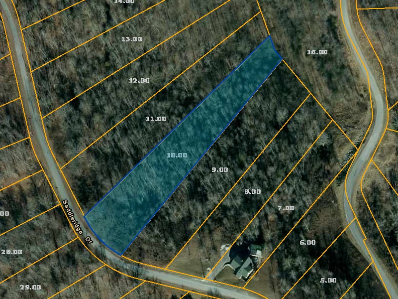 Lot 82 Saddleridge Dr,Norris Lake,Campbell County,Tennessee,United States 37870,Vacant Lot,Saddleridge Dr,1575