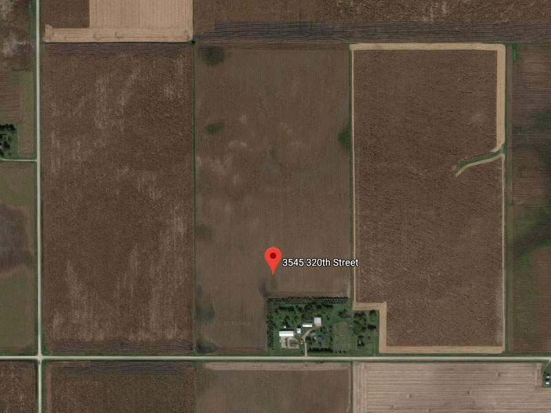 3545 320th St,Radcliffe,Hardin County,Iowa,United States 50230,Acreage,320th St,1606