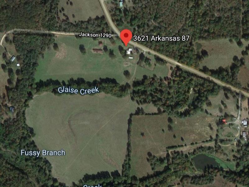 3621 Hwy 87,Bradford,Jackson County,Arkansas,United States 72020,Acreage,Hwy 87,1641