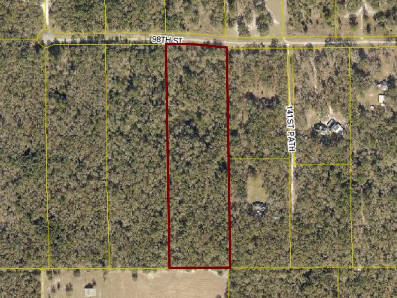 Lot #13 98th St,Live Oak,Suwannee County,Florida,United States 32060,Acreage,98th St,1659