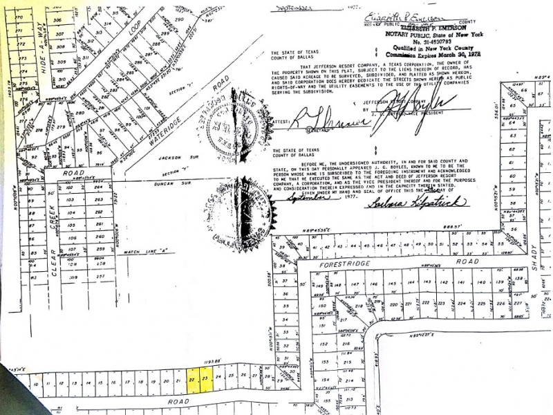 Pine Harbor,Marion,Texas,United States,Vacant Lot,1085